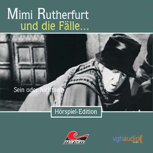 Hoerbuch Mimi Rutherfurt, Folge 14: Sein oder Nichtsein - Ben Sachtleben - Gisela Fritsch
