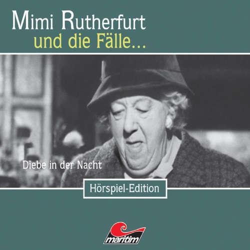 Hoerbuch Mimi Rutherfurt, Folge 18: Diebe in der Nacht - Maureen Butcher - Gisela Fritsch