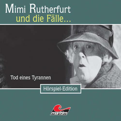 Hoerbuch Mimi Rutherfurt, Folge 21: Tod eines Tyrannen - Maureen Butcher - Gisela Fritsch