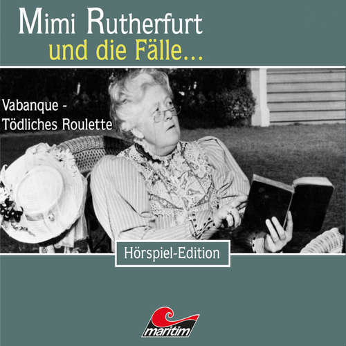 Hoerbuch Mimi Rutherfurt, Folge 26: Vabanque - Tödliches Roulette - Devin Summers - Gisela Fritsch