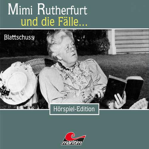 Hoerbuch Mimi Rutherfurt, Folge 28: Blattschuss - Katrin Klewitz - Gisela Fritsch
