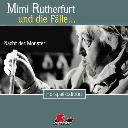 Hoerbuch Mimi Rutherfurt, Folge 36: Nacht der Monster - Maureen Butcher - Gisela Fritsch