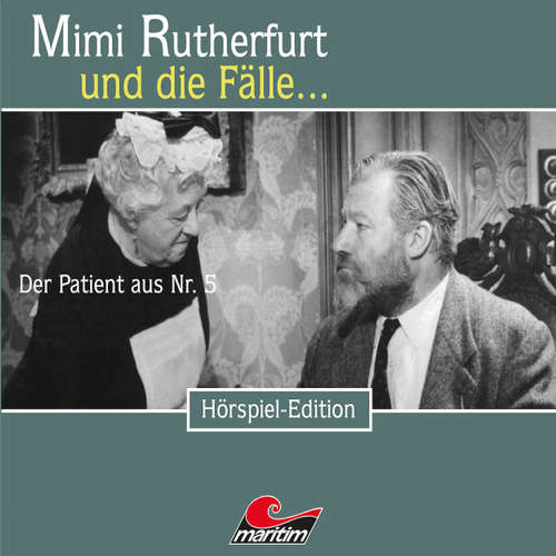 Hoerbuch Mimi Rutherfurt, Folge 37: Der Patient aus Nr. 5 - Maureen Butcher - Ingrid Stein