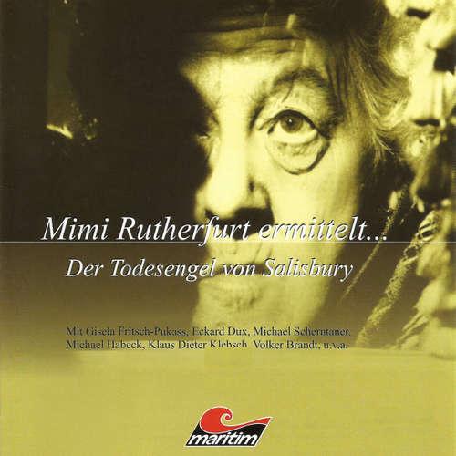Hoerbuch Mimi Rutherfurt, Mimi Rutherfurt ermittelt ..., Folge 1: Der Todesengel von Salisbury - Gabriele Brinkmann - Gisela Fritsch