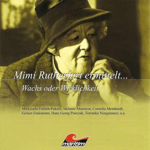 Mimi Rutherfurt, Mimi Rutherfurt ermittelt ..., Folge 6: Wachs oder Wirklichkeit