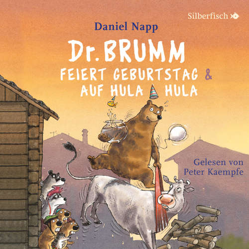 Dr. Brumm feiert Geburtstag / Dr. Brumm auf Hula Hula