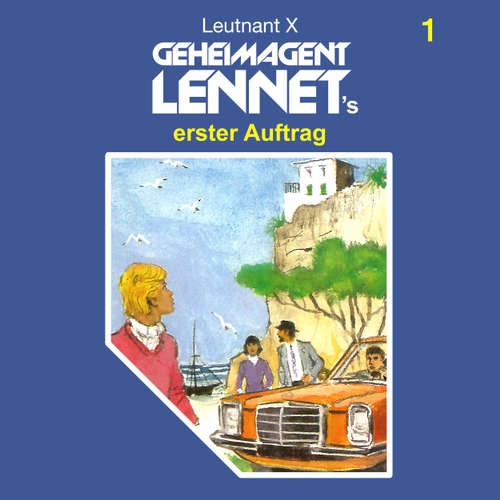 Geheimagent Lennet, Folge 1: Geheimagent Lennet's erster Auftrag