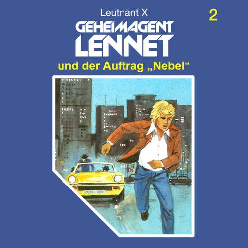 """Hoerbuch Geheimagent Lennet, Folge 2: Geheimagent Lennet und der Auftrag """"Nebel"""" - Leutnant X - Rolf Schimpf"""