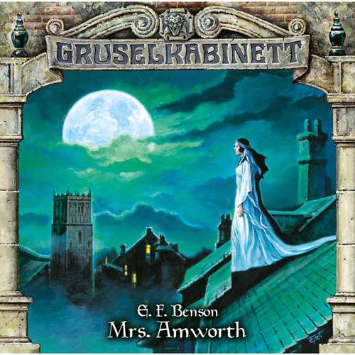 Hoerbuch Gruselkabinett, Folge 102: Mrs. Amworth - E.F. Benson - Sven Dahlem