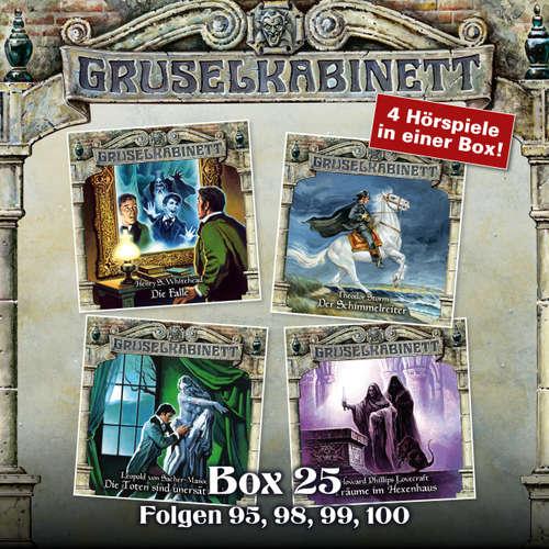 Hoerbuch Gruselkabinett, Box 25: Folgen 95, 98, 99, 100 - Henry S. Whitehead - Frank Schaff