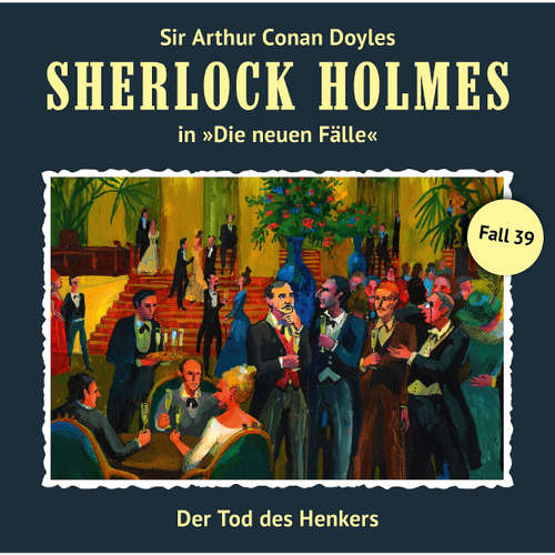 Sherlock Holmes, Die neuen Fälle, Fall 39: Der Tod des Henkers