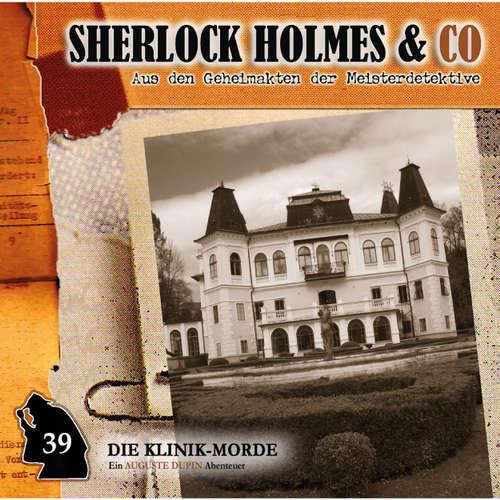 Hoerbuch Sherlock Holmes & Co, Folge 39: Die Klinik-Morde - Markus Duschek - Douglas Welbat