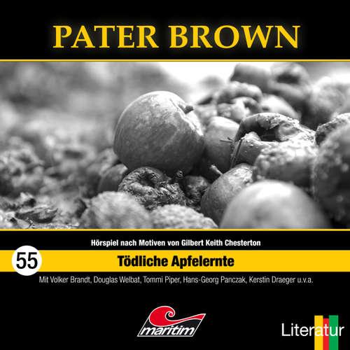 Hoerbuch Pater Brown, Folge 55: Tödliche Apfelernte - Tom Balfour - Douglas Welbat