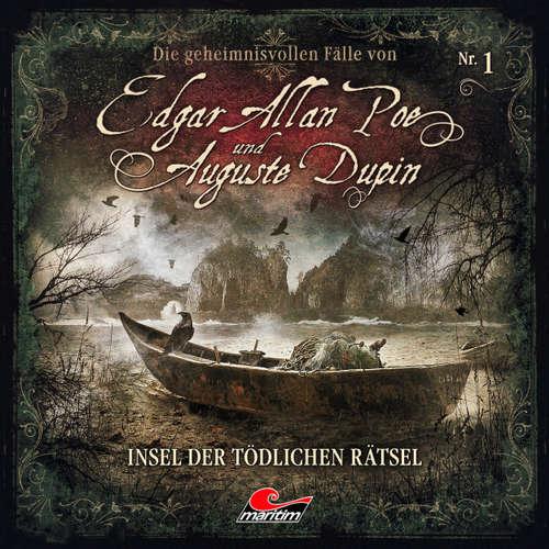 Hoerbuch Edgar Allan Poe & Auguste Dupin, Folge 1: Insel der tödlichen Rätsel - Markus Duschek - Douglas Welbat
