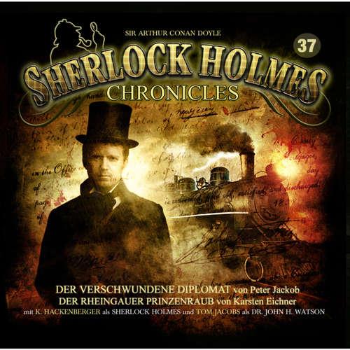 Sherlock Holmes Chronicles, Folge 37: Der verschwundene Diplomat / Der Rheingauer Prinzenraub