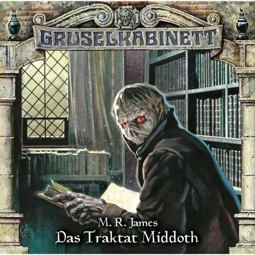 Hoerbuch Gruselkabinett, Folge 106: Das Traktat Middoth - M.R. James - Herma Koehn