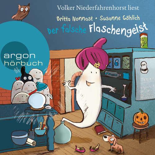 Hoerbuch Der falsche Flaschengeist - Britta Nonnast - Volker Niederfahrenhorst