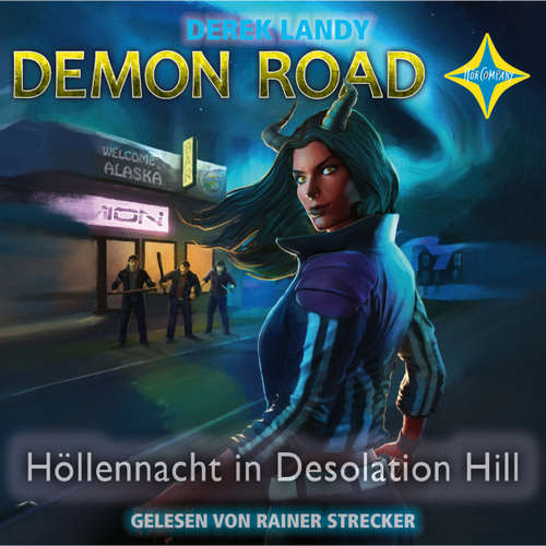 Demon Road - Höllennacht in Desolation Hill