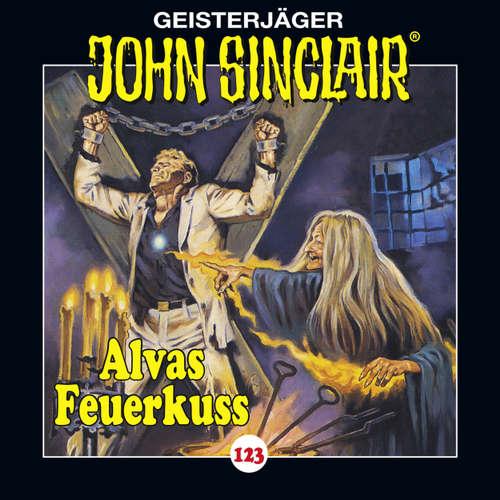 Hoerbuch John Sinclair, Folge 123: Alvas Feuerkuss - Jason Dark - Dietmar Wunder