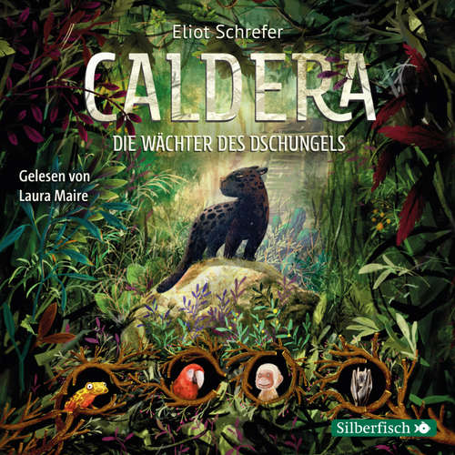 Die Wächter des Dschungels - Caldera 1