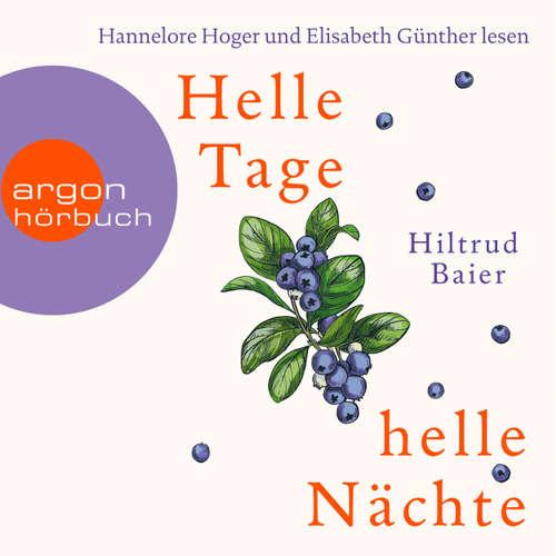 Hoerbuch Helle Tage, helle Nächte - Hiltrud Baier - Elisabeth Günther