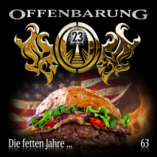 Hoerbuch Offenbarung 23, Folge 63: Die fetten Jahre... - Catherine Fibonacci - Helmut Krauss