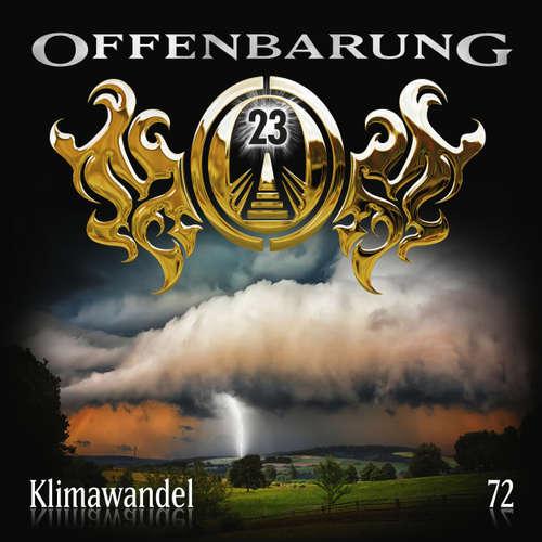 Hoerbuch Offenbarung 23, Folge 72: Klimawandel - Catherine Fibonacci - Alexander Turrek