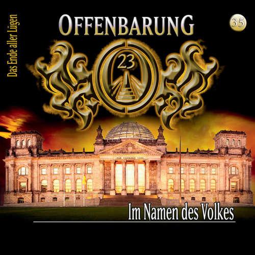 Hoerbuch Offenbarung 23, Folge 35: Im Namen des Volkes - Lars Peter Lueg - Helmut Krauss