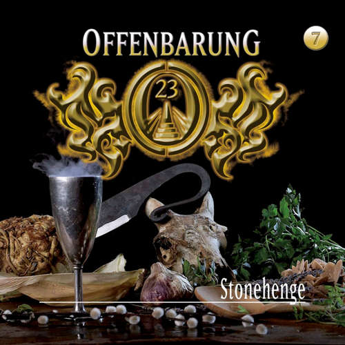 Hoerbuch Offenbarung 23, Folge 7: Stonehenge - Jan Gaspard - Helmut Krauss