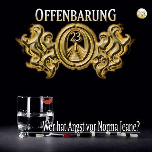 Hoerbuch Offenbarung 23, Folge 26: Wer hat Angst vor Norma Jeane? - Jan Gaspard - David Nathan
