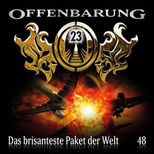 Hoerbuch Offenbarung 23, Folge 48: Das brisanteste Paket der Welt - Jan Gaspard - Helmut Krauss