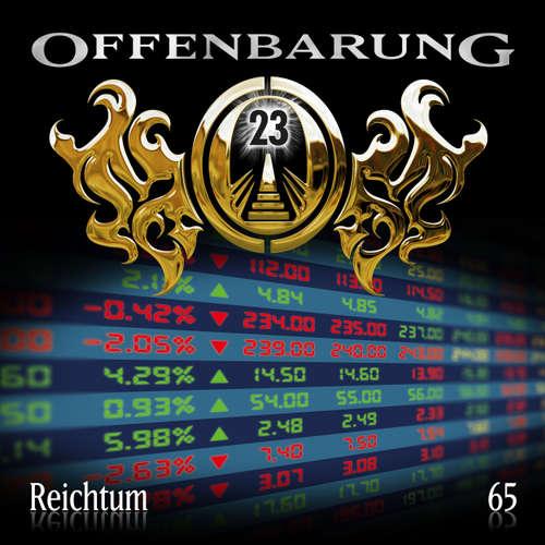 Hoerbuch Offenbarung 23, Folge 65: Reichtum - Catherine Fibonacci - Helmut Krauss