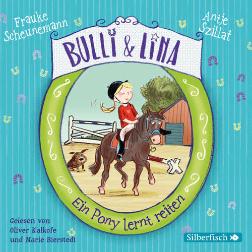 Ein Pony lernt reiten - Bulli & Lina 2