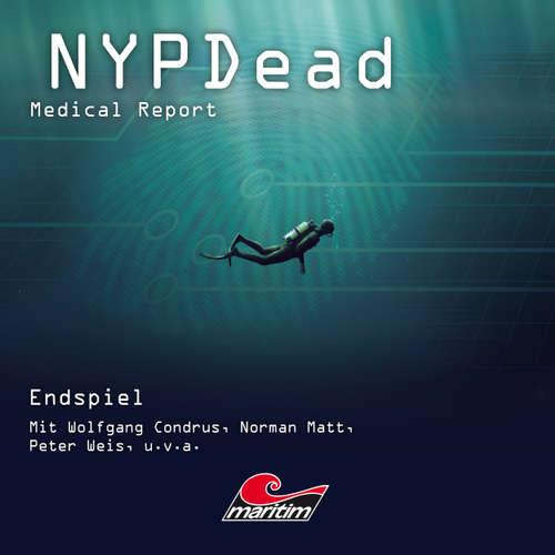 Hoerbuch NYPDead - Medical Report, Folge 7: Endspiel - Andreas Masuth - Wolfgang Condrus