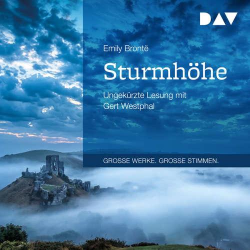Hoerbuch Sturmhöhe - Emily Brontë - Gert Westphal