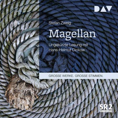 Hoerbuch Magellan - Stefan Zweig - Hans-Helmut Dickow