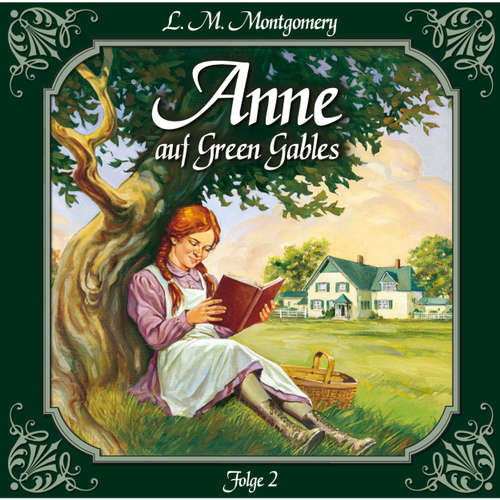 Hoerbuch Anne auf Green Gables, Folge 2: Verwandte Seelen - Lucy Maud Montgomery - Marie Bierstedt