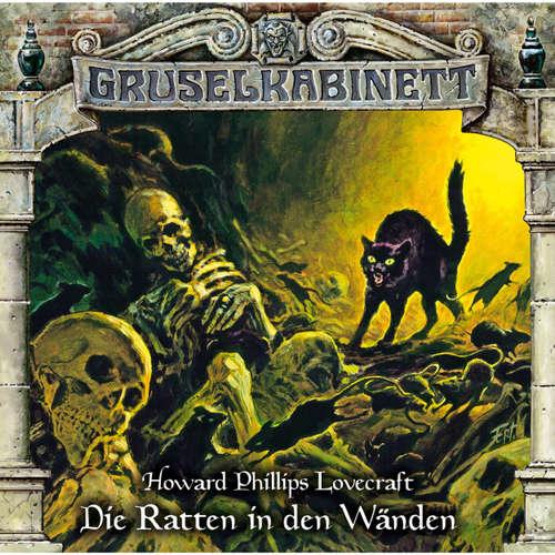 Hoerbuch Gruselkabinett, Folge 138: Die Ratten in den Wänden - H.P. Lovecraft - Hans Bayer