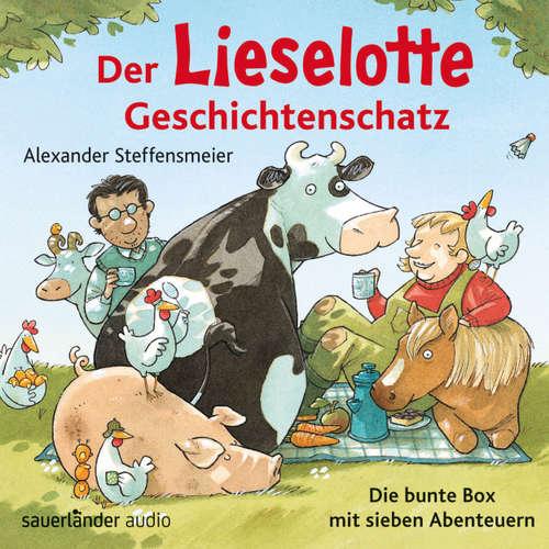 Hoerbuch Der Lieselotte Geschichtenschatz - Die bunte Box mit sieben Abenteuern - Alexander Steffensmeier - Bernd Kohlhepp