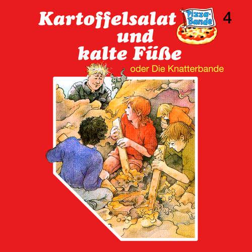 Hoerbuch Pizzabande, Folge 4: Kartoffelsalat und kalte Füße (oder die Knatterbande) - Tina Caspari - Ricci Hohlt
