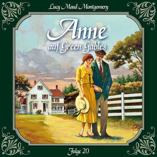 Hoerbuch Anne auf Green Gables, Folge 20: Ein neuer Anfang - Lucy Maud Montgomery - Marie Bierstedt