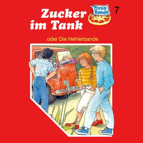 Hoerbuch Pizzabande, Folge 7: Zucker im Tank (oder Die Hehlerbande) - Tina Caspari - Ricci Hohlt