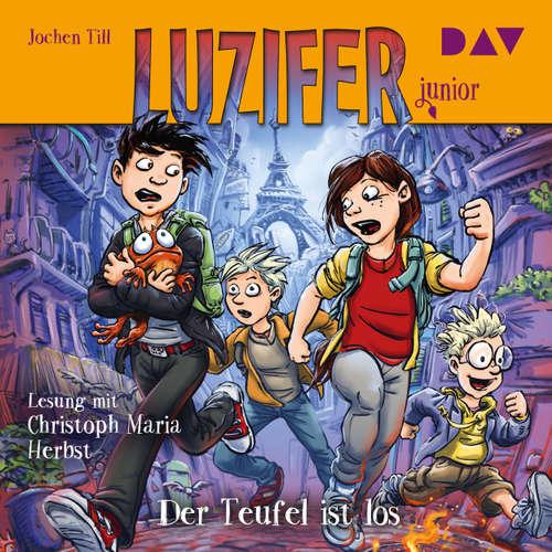 Hoerbuch Der Teufel ist los - Luzifer Junior, Teil 4 - Jochen Till - Christoph Maria Herbst