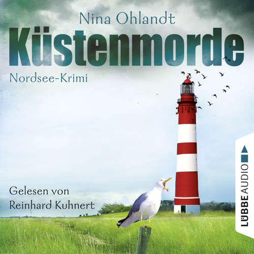 Hoerbuch Küstenmorde - Hauptkommissar John Benthien 1 - Nina Ohlandt - Reinhard Kuhnert