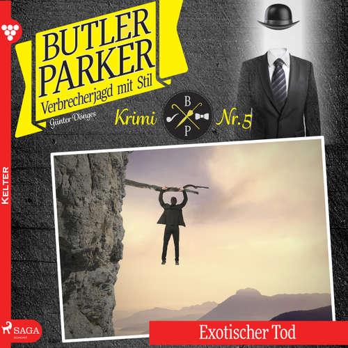 Hoerbuch Exotischer Tod - Butler Parker 5 - Günter Dönges - Thorsten Breitfeldt