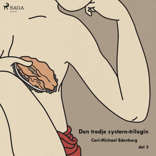 Audiokniha Den tredje systern-trilogin, del 3 - Carl-Michael Edenborg - Anders Mossling