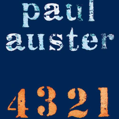 Audiokniha 4 3 2 1 - Paul Auster - Paul Becker