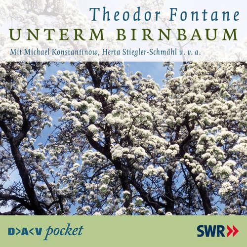 Hoerbuch Unterm Birnbaum - Theodor Fontane - Michael Konstantinow