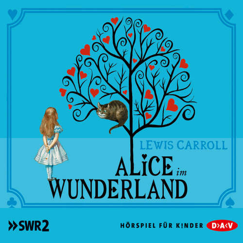 Hoerbuch Alice im Wunderland - Lewis Carroll - Hans Söhnker