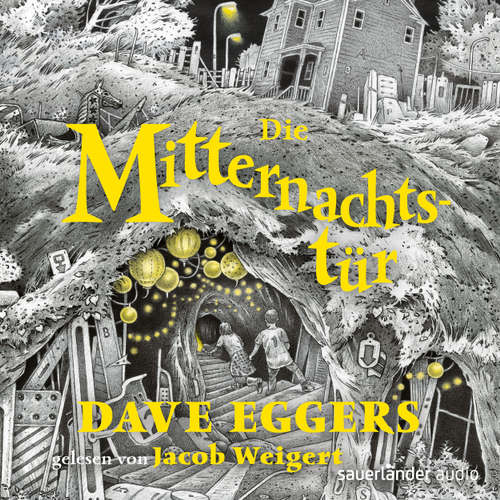 Hoerbuch Die Mitternachtstür - Dave Eggers - Jacob Weigert
